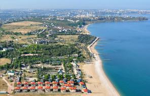 Квартира на побережье Черного моря, ул. Челюскинцев.