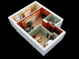 Квартира в 5 микрорайоне