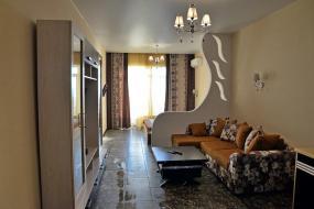 """Продается апартамент (44 м²) в КА """"Наш Парус"""", пгт. Кача"""