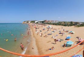 Продажа апартаментов на берегу черного моря!!! пгт. Орловка,Звездный берег!