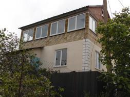 Продам добротный 2-этажный дом, 7 км СТ Корабел