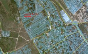 Продается участок в р-не 5-го км, ИЖС.