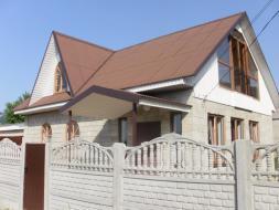 Продается дом в горном Крыму в с. Кизиловое.