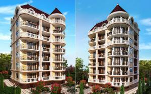 Новый дом, видовая квартира, цена ниже чем у застройщика, собственник.