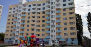 Новая трехкомнатная квартира, на Проспекте Победы, Симферополь. Агентам 2,5%