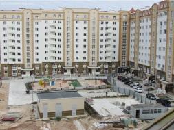 Новая 1 к. квартира ЖК Античный, ближайшая к морю, вид с 9 этажа. Собственник, цена ниже чем у застройщика.