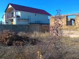 Продам участок с недостроем на Северной стороне Севастополя