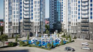Гагаринские Высотки - жилой комплекс ул. Маринеско.
