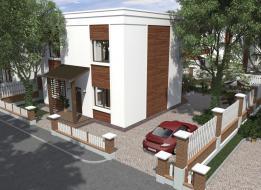 Коттеджи в Евпатории от застройщика - качественное жилье по привлекательной цене.